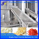 Secador Automática Industrial desidratado cenoura equipamento de secagem