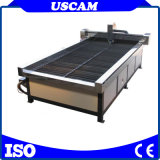 CNC van het Aluminium van het Staal van het koper de Scherpe Machine van het Plasma