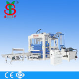 Qmy10-15移動式Egglayingのコンクリートブロック機械