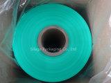 Película do envoltório da ensilagem do envoltório da bala da cor verde de boa qualidade