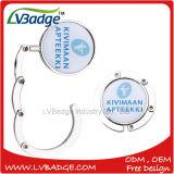 Kundenspezifische Beutel-Aufhängung, Andenken-Beutel-Aufhängung, runde Beutel-Aufhängung