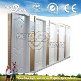Porte en bois d'amorce blanche intérieure célèbre pour la pièce