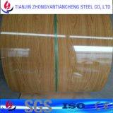 3003 de Rol van het Aluminium van 5052 Spiegel met pvc in de Oppervlakte van de Kleur