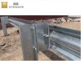 Aço revestido de zinco da auto-estrada Guardraiil
