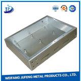 Metal inoxidável da chapa de aço que carimba a caixa/cerco do caso com galvanização