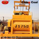 Mini misturador Js750 concreto Diesel elétrico móvel portátil modelo