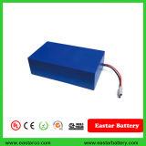 Paquete de la batería de litio del motor de LiFePO4 48V 20ah 1000W para la E-Vespa