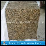 Pietra gialla/bianca/rossa della pelle naturale Polished più poco costosa della tigre del granito