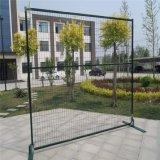 최신 판매 캐나다 임시 담 및 휴대용 건축 방호벽