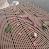 Revestimento ao ar livre do Decking composto plástico de madeira WPC