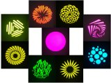 luz principal móvil de la etapa del haz luminoso LED de 75W LED