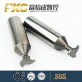 Alto desempenho 3 flautas carboneto sólido T-Slot Moinho Final