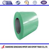 En utilisant des matériaux de construction fournisseur professionnel de la bobine d'acier galvanisé PPGI d'alimentation