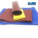 Tubo flessibile piano posto PVC flessibile della plastica del grande diametro
