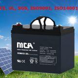Batterie commerciale 12V d'énergie solaire de puissance à énergie solaire