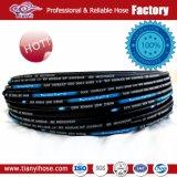 Tubo flessibile idraulico di gomma Braided inossidabile R2 2 di SAE 100