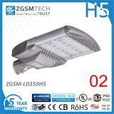 lampada di via di 150W IP66 LED con 3030 2D LED poco costosi
