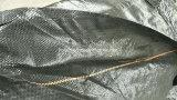 Precio competitivo Geotextile tejida PP negro alfombrilla para el control de malezas