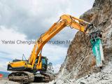 Cat excavateur 313D2l brise roche hydraulique en Chine