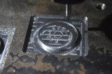 Molde de metal duro que talla la máquina de grabado