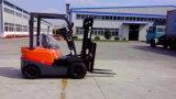 Dieselgabelstapler 1500kg mit 2 Mast des Stadiums-3m (FD15T)