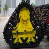 Sistema di conversione di gomma della pista per SUV/Tractor/Jeep HK6-320