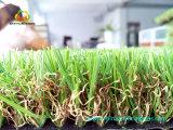 高い紫外線抵抗力があり、反Fireremovable総合的な草のマット