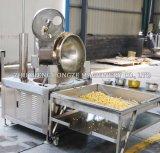 Melhor qualidade de milho pipoca industriais de gás da máquina operada