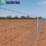 Dehnbares galvanisiertes landwirtschaftliches Bauernhof-Fechten