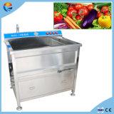 200-300kg / H Automático Comercial Ozono Frutas y Vegetales Lavadora