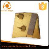 Трапецеидальный эпоксидной демонтаж металла PCD кабального шлифовальный диск