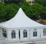 5*5m im Freiengarten-kampierendes Zelt, Metallgazebo-Zelt