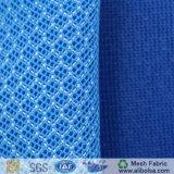 Ineinander greifen-Gewebe-Netz des Polyester-A1848, 3 des Luft-Ineinander greifen-mm Gewebes, Breathable Ineinander greifen-Gewebe für Beutel mit Oeko-Tex