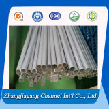 Stock에 있는 공장 Powder Coated Aluminium Pipe Tube