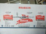 Boîte en carton ondulé Boîte de papier de la ligne de production Machines de conditionnement