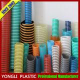 Manguera de succión de plástico de ISO9001