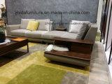 Hotsaleのハイエンドホーム家具Ms1506/Sectionalのソファーの/Lの形のソファーの/Cornerのソファー
