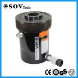 Cilindro idraulico del pistone a semplice effetto
