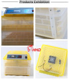 Hhd Brandnew Model Automatic Mini Chicken Poultry Quail Egg Incubator für Sale Yz-96