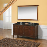 Fed-1957b de mármore de luxo Top Cupc Sink Modern Bathroom Cabinets