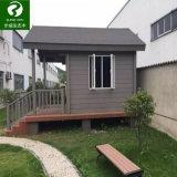 정원과 공원 사용 WPC 작은 통합 집
