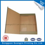 Nouveau design pliable Boîte en carton ondulé de papier