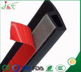 Flexible D Form-Gummidichtung des Strangpresßling-für Tür