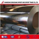 Tira Cold-Rolling Gi bobinas de chapa de acero galvanizado con material duro