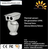Macchina fotografica di registrazione di immagini termiche della prova di fuoco di obbligazione di rilevazione di temperatura
