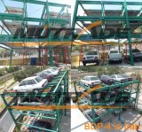 Parcheggio astuto scorrevole dell'automobile del sistema automatico di puzzle dell'elevatore semi automatico