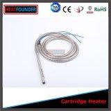 calentador del cartucho de 12m m con el tubo flexible