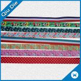 Cinta tejida diversos colores usada para el rectángulo de la ropa/de regalo