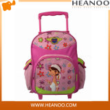 School su ordinazione Carton Printing Student Trolley School Bag per Kids