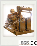Venda a quente 100kw resíduos para conjunto do gerador de energia
